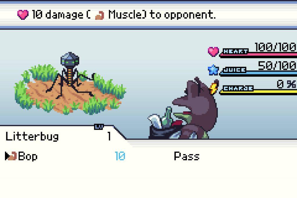 Zoo Saga screenshot of a Bugbattle